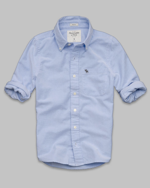 Palmer Brook Oxford Shirt Palmer Brook Oxford Shirt