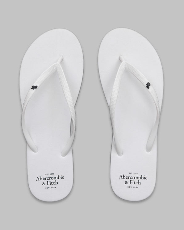 Womens Classic Spring Flip Flops