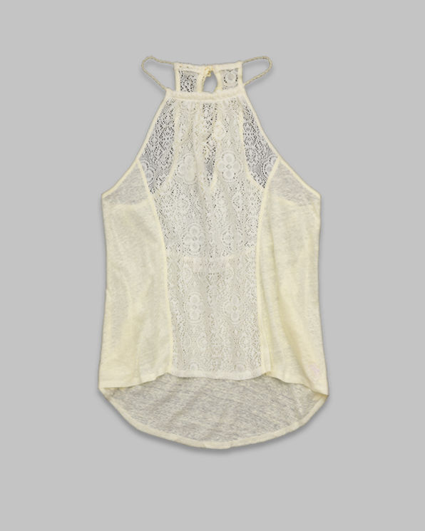 Womens Blythe Lace Top