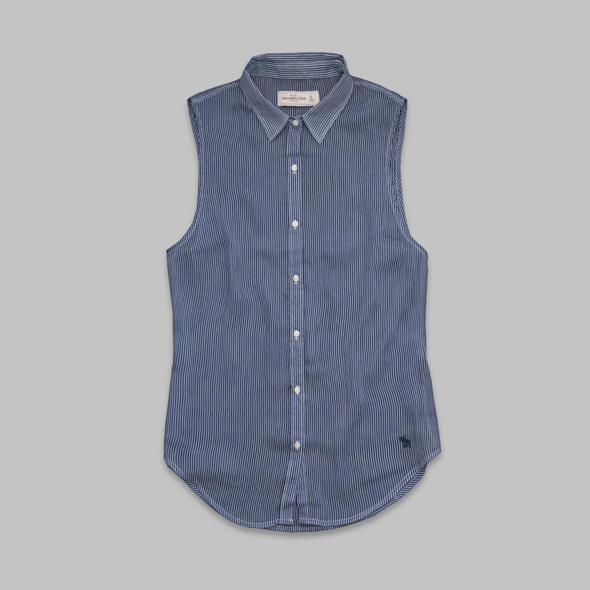 Evette Chiffon Shirt