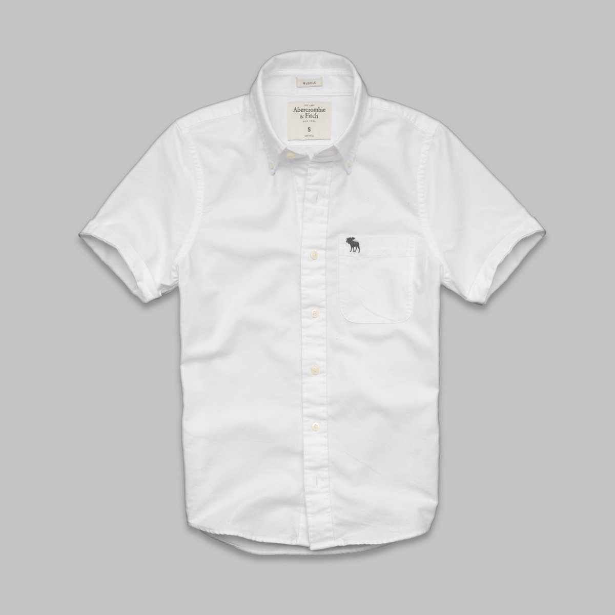 Schroon River Oxford Shirt