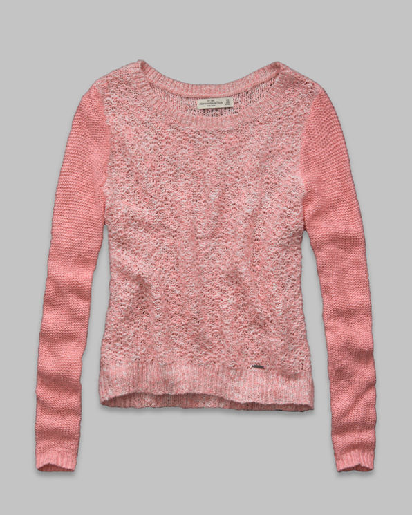 ANF Trisha Shine Sweater