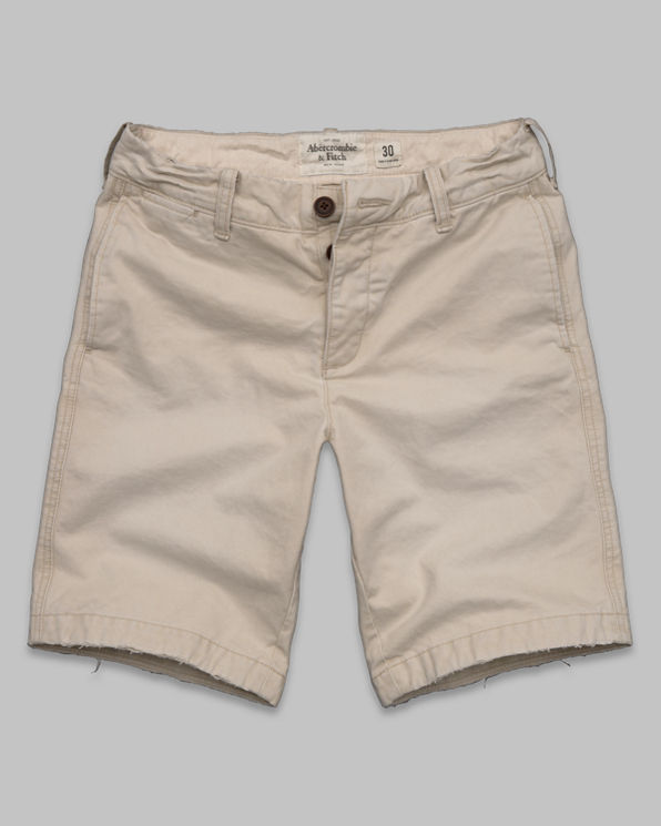 Mens A&F Classic Fit Shorts