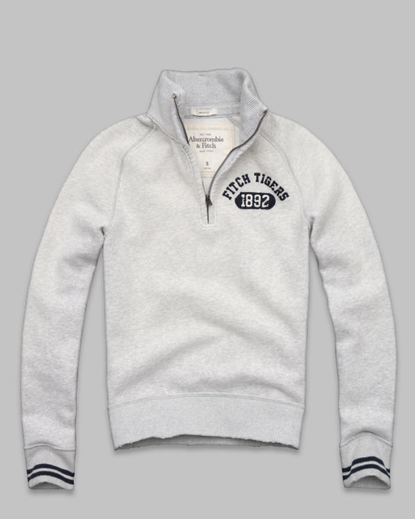 ANF Fish Hawk Cliff Sweatshirt