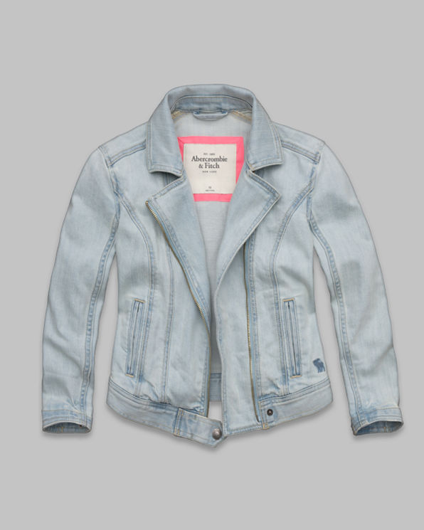 Womens Tessa Denim Jacket
