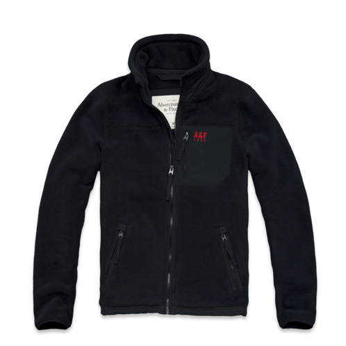Mens Mountain Fleece Jacket