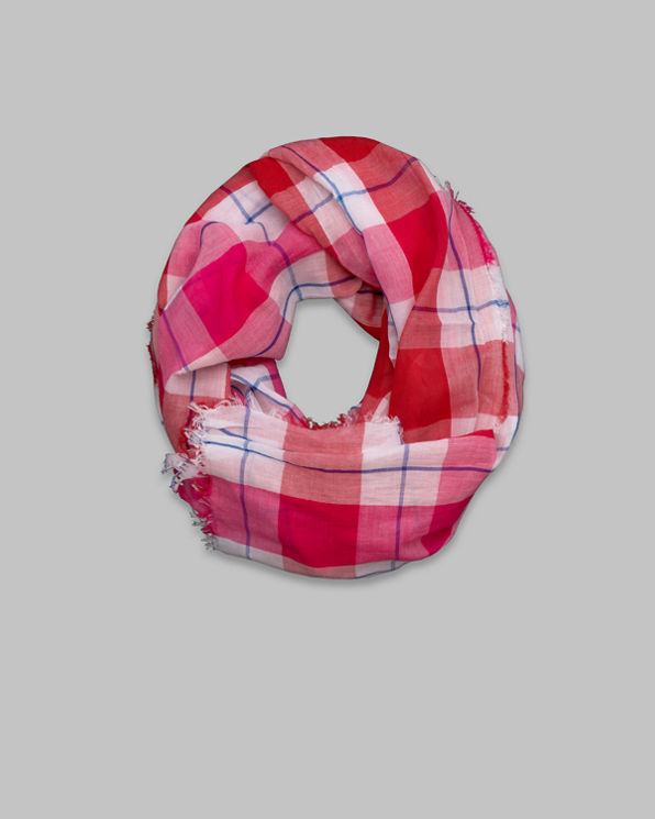Colorful Plaid Scarf Colorful Plaid Scarf