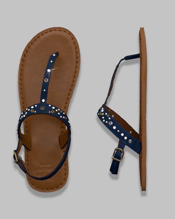 Light Leather Flip Flop Light Leather Flip Flop