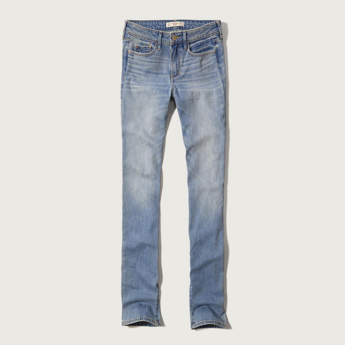A&F Sloan Skinny Jeans