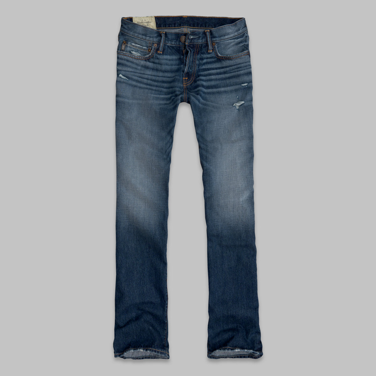 A&F Boot Button Fly Jeans