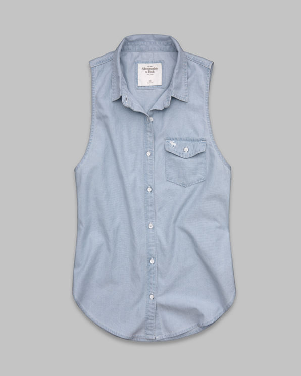 Kaylie Chambray Shirt Kaylie Chambray Shirt