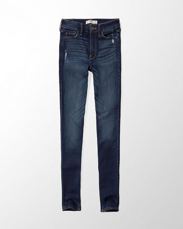 High Rise Super Skinny Jeans High Rise Super Skinny Jeans