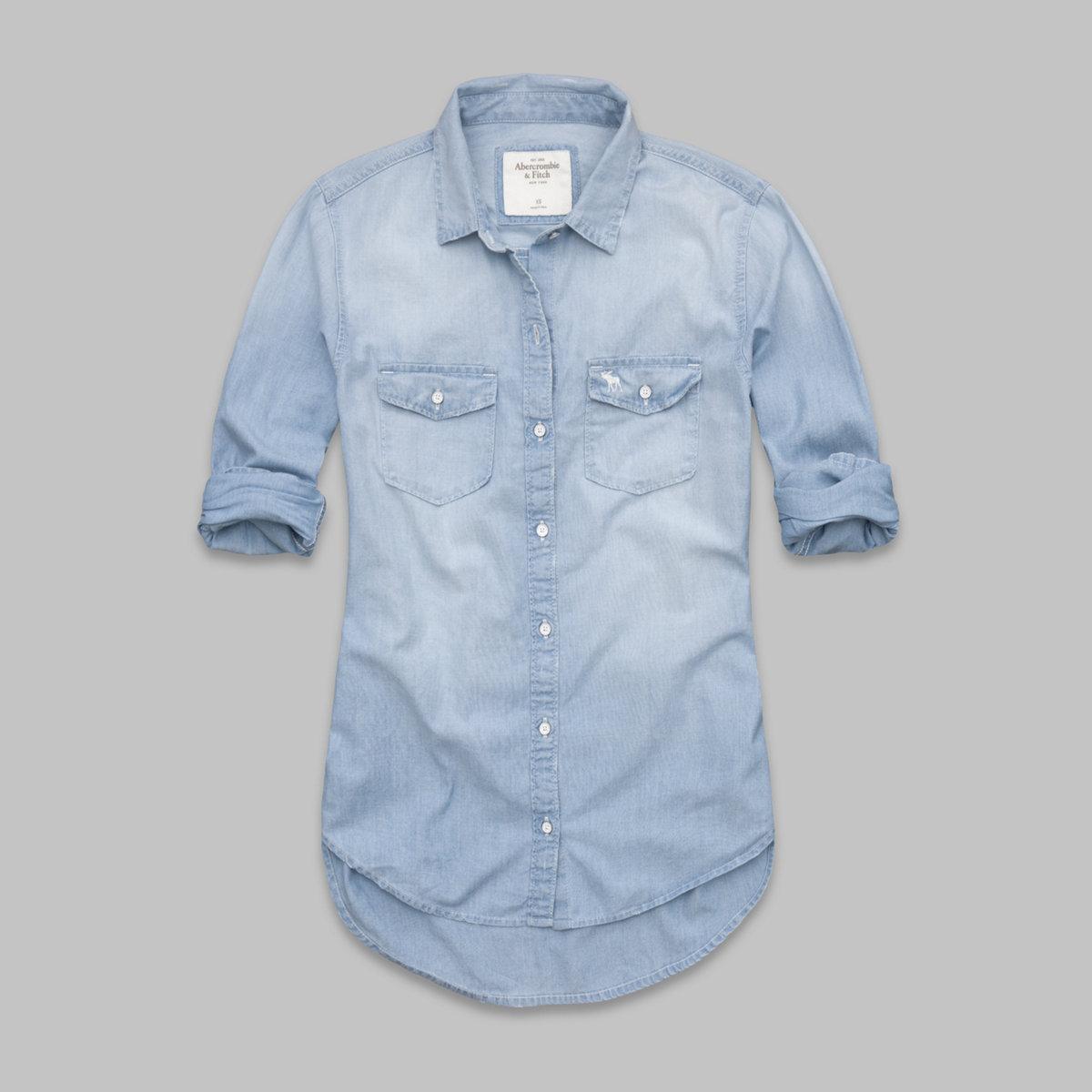 Blythe Denim Shirt
