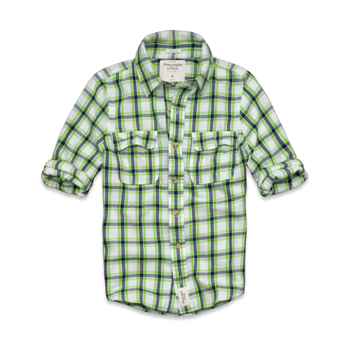 Tops Palmer Brook Twill Shirt