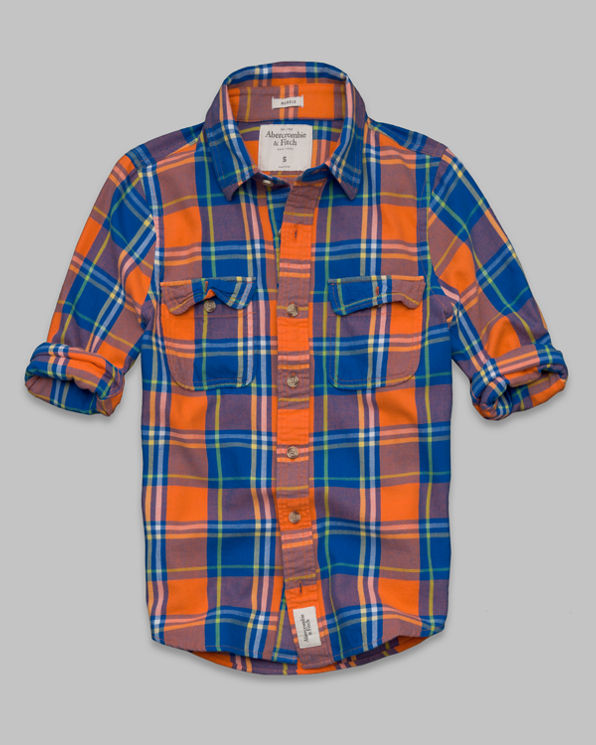MacNaughton Mountain Twill Shirt MacNaughton Mountain Twill Shirt