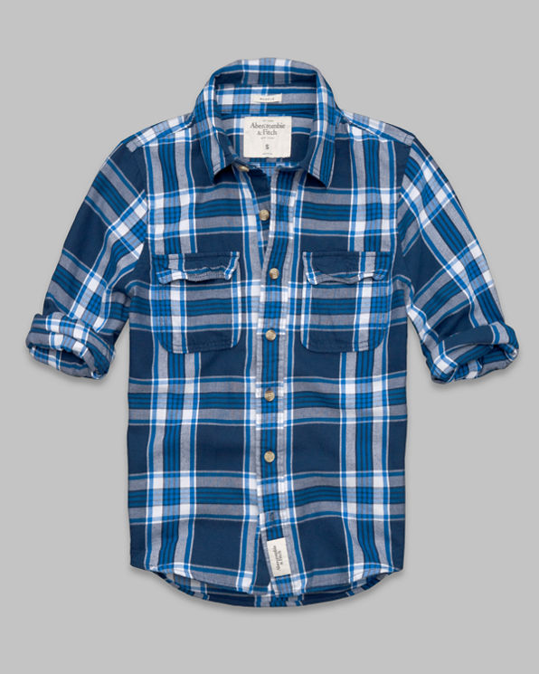Slide Brook Twill Shirt Slide Brook Twill Shirt