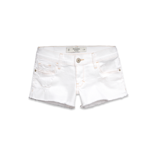 Featured Items A&F Low Rise Shorts
