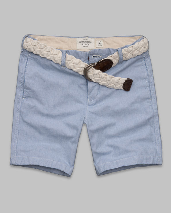 A&F Preppy Fit Shorts A&F Preppy Fit Shorts