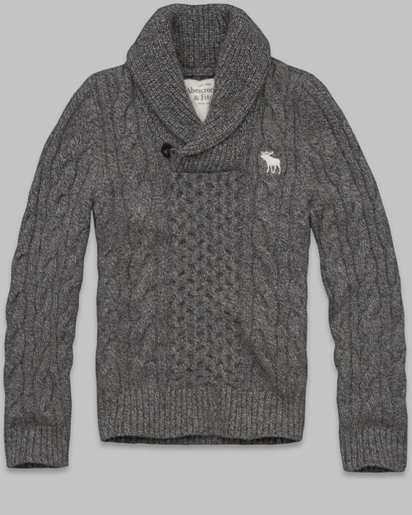Avalanche Mountain Cable Sweater Avalanche Mountain Cable Sweater