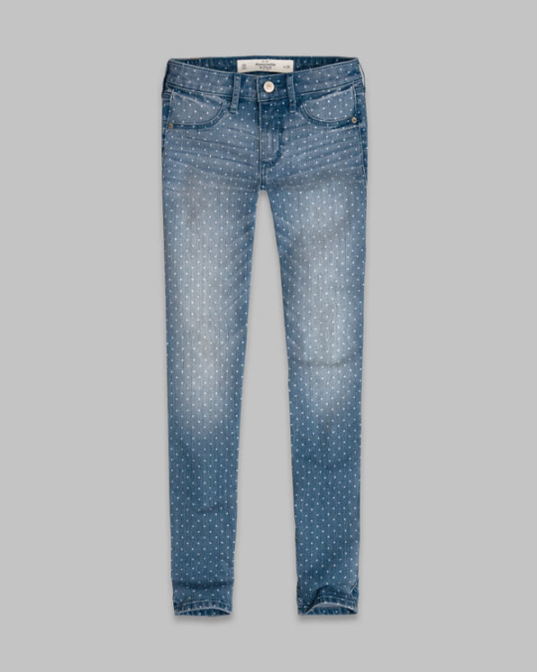 A&F Super Skinny Ankle Jeans A&F Super Skinny Ankle Jeans