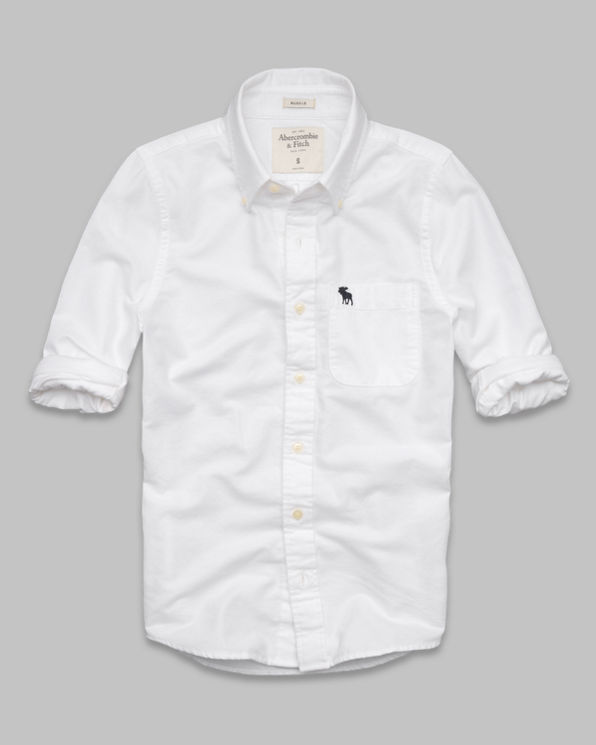 Lewey Mountain Oxford Shirt Lewey Mountain Oxford Shirt