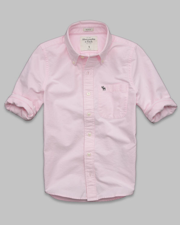South Notch Oxford Shirt South Notch Oxford Shirt