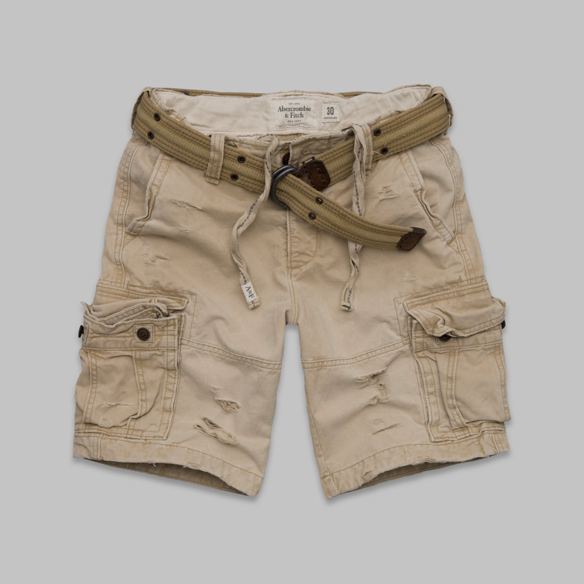 A&F Cargo Shorts