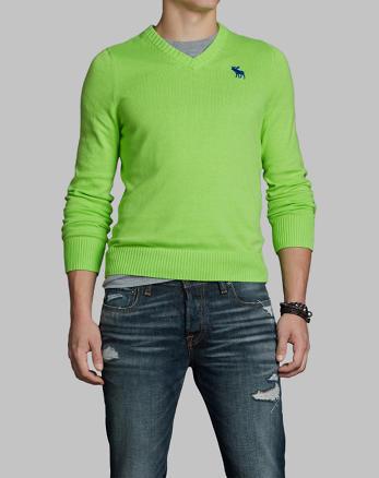 ANF Morgan Mountain Sweater