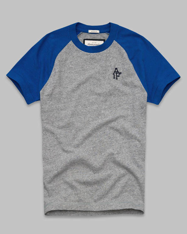 Mens Gill Brook Crew Tee