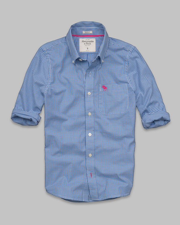 ANF Deer Brook Shirt