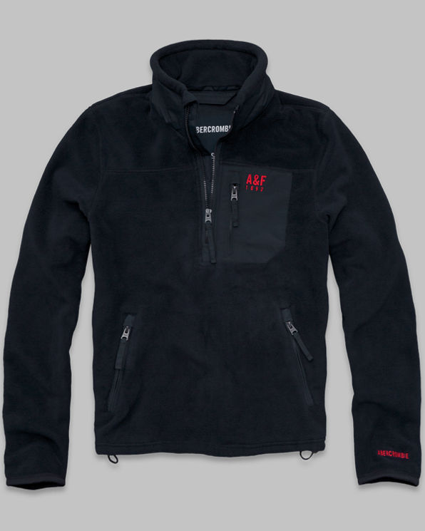 A&F Mountain Fleece Jacket A&F Mountain Fleece Jacket