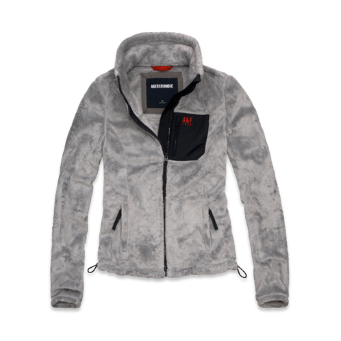 Featured Items A&F Mountain Fleece Jacket