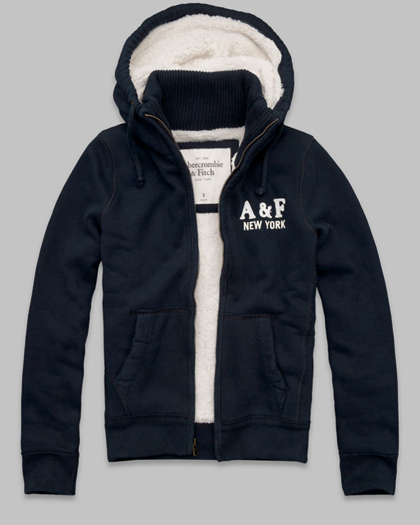 ANF Owls Head Mountain Hoodie