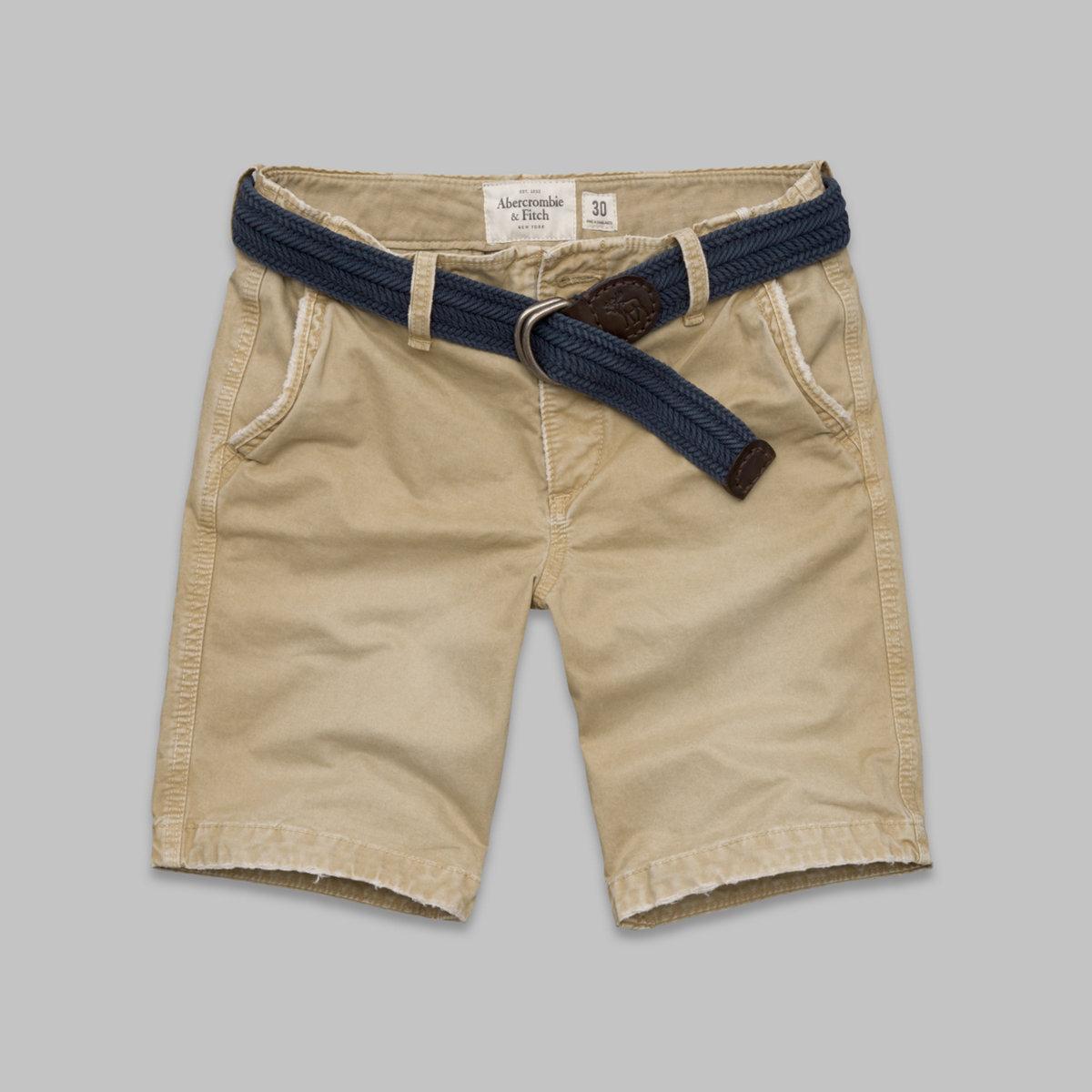 A&F Classic Fit Shorts
