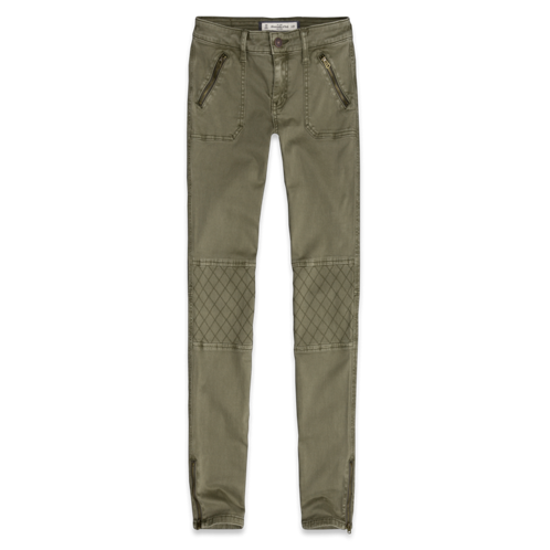 Featured Items A&F Military Pants