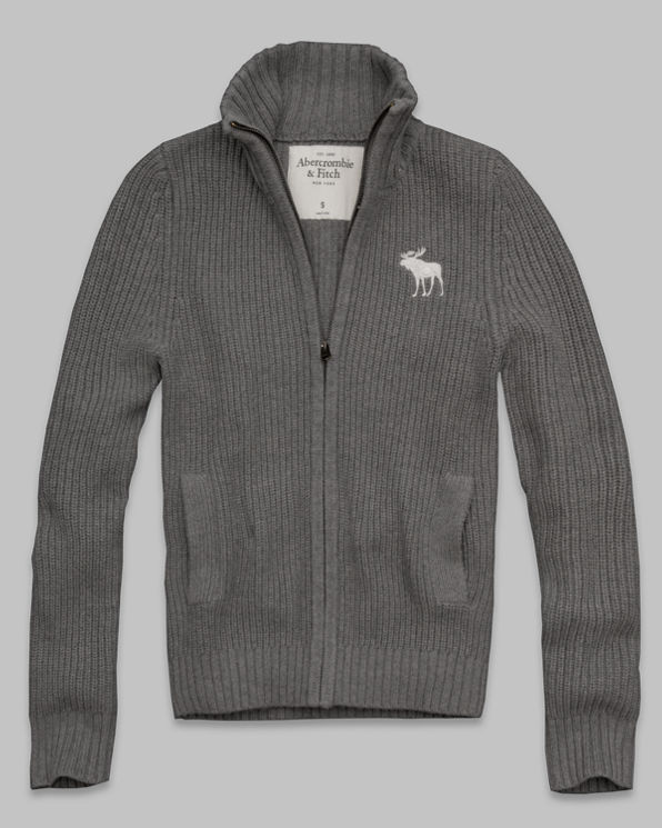 Mens Green Mountain Sweater