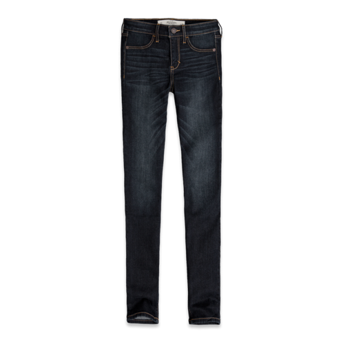 Featured Items A&F Mid Rise Super Skinny Ankle Jeans