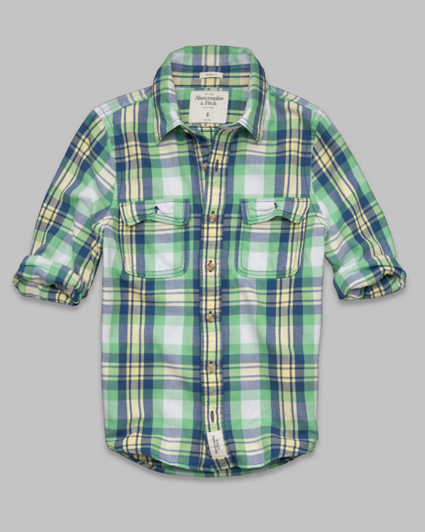 South Notch Twill Shirt South Notch Twill Shirt