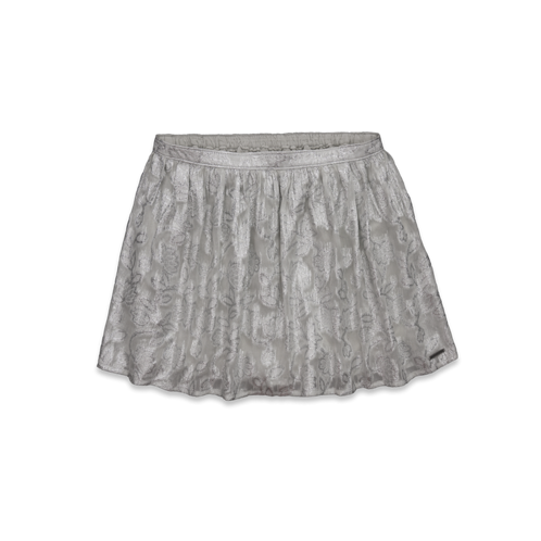 Womens Lucy Shine Skirt
