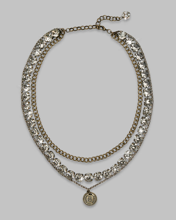 Womens Shine Necklace