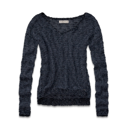Womens Josey Shine Sweater