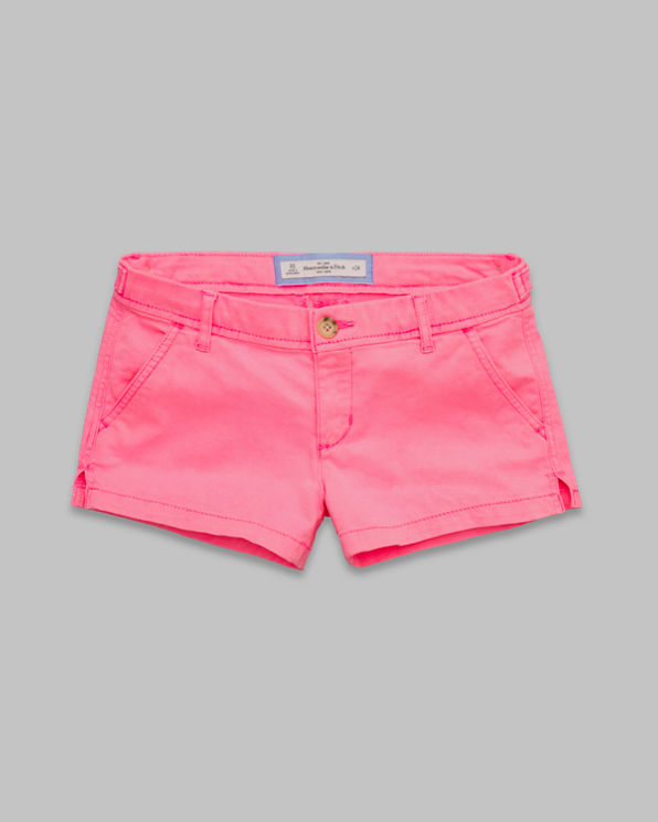 Womens Parker Shorts