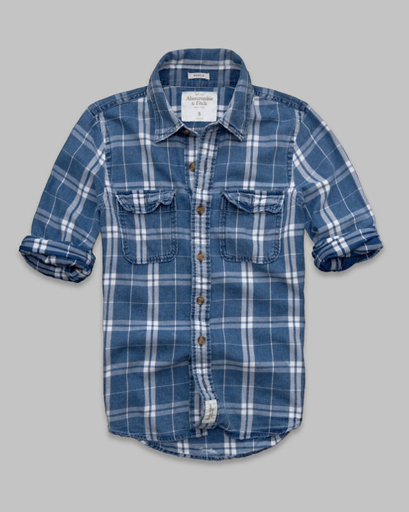 Douglass Mountain Twill Shirt Douglass Mountain Twill Shirt