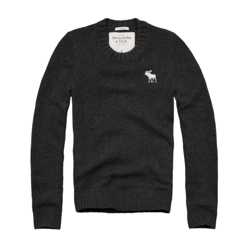 Mens Haystack Mountain Wool Sweater