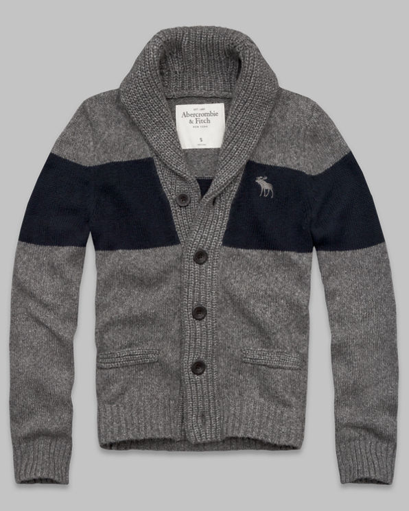 Mens Rollins Pond Sweater