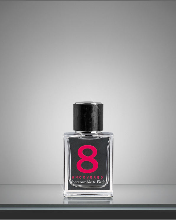 Womens 8 Uncovered Perfume
