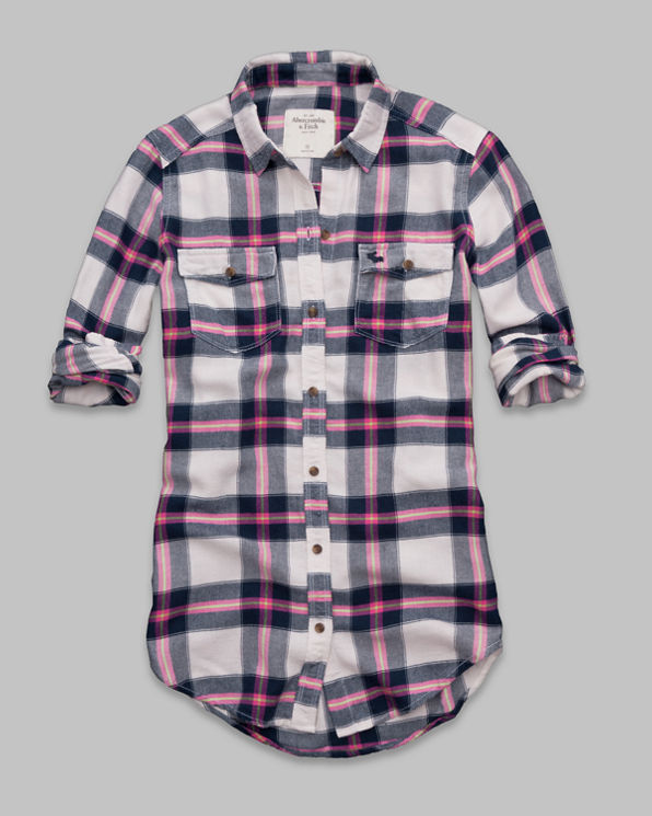 Womens Shannon Flannel Shirt