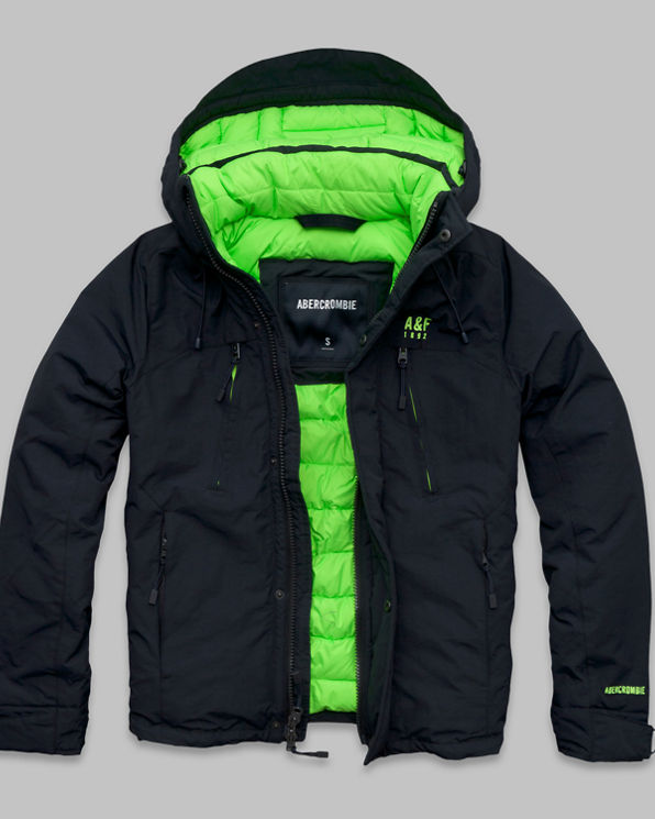 Mens Henderson Lake Jacket
