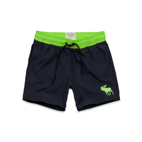 Mens Bartlett Pond Swim Shorts