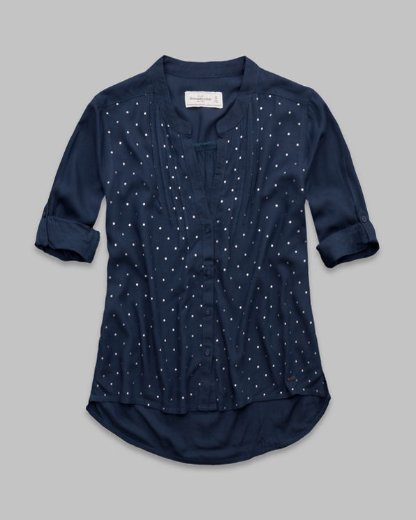 Ella Shine Dot Shirt Ella Shine Dot Shirt